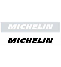 Stickers Michelin (noir ou blanc)