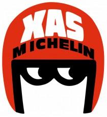 Stickers Michelin XAS bibendum