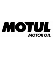 Sticker Motul Motor Oil