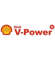 Stickers Shell V Power