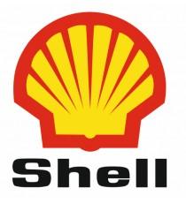 Stickers Shell logo