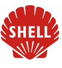 Stickers Shell vintage