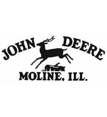 Stickers John Deer