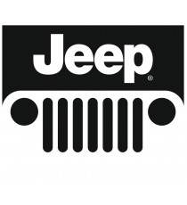 Sticker Jeep voiture