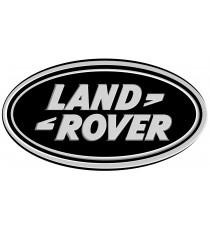 Sticker Land Rover blanc ou degradé