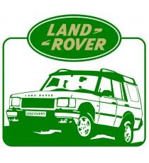 Sticker Land Rover logo