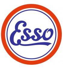 Stickers Esso