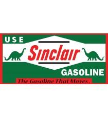 Stickers Sinclair fleet track otr
