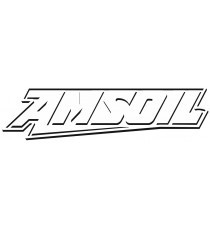 Stickers Amsoil dégradé