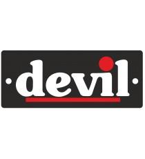 Sticker Devil échappement
