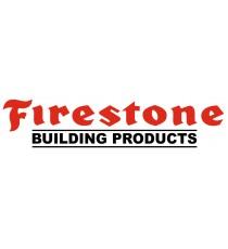 Sticker Firestone blanc