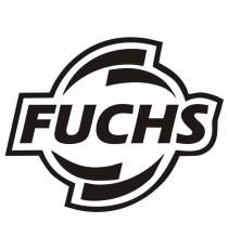 Sticker Fuchs blanc