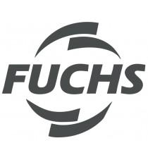Sticker Fuchs jaune