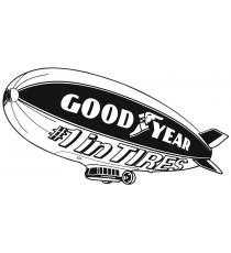 Stickers GoodYear