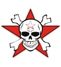Sticker Skull danzig