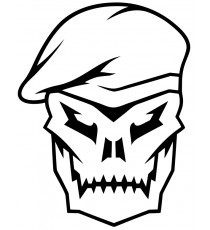 Sticker Skull gang