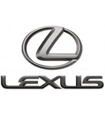 Sticker Lexus blanc