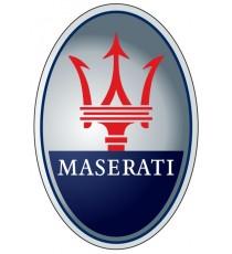 Maserati blanc
