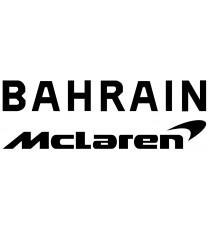 Sticker TAG McLaren