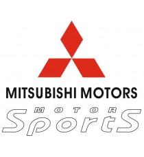 Sticker Mitsubichi