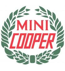 Sticker Mini Cooper