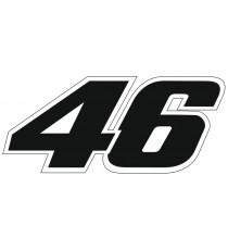 Sticker Valentino Rossi