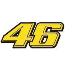 Sticker Valentino Rossi VR46