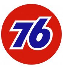 Sticker 76 Oil