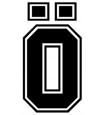 Sticker ohlins