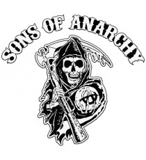 Sticker Sons of anarchy