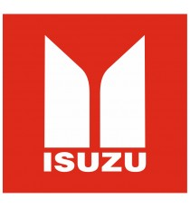 Sticker Isuzu