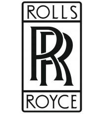 Sticker Rolls Royce