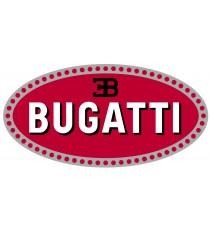 Sticker Bugatti