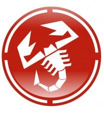 Stickers Abarth logo scorpion