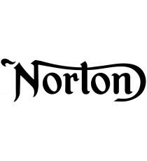 Sticker Norton