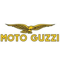 Sticker moto guzzi ovale