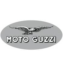 Sticker moto guzzi aigle vintage