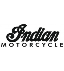 Sticker indian motorcycle