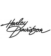 Stickers Harley Davidson Motor Oile