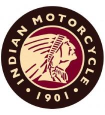 Sticker indian motorcycle vintage