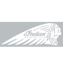 Sticker indian motorcycle 1901