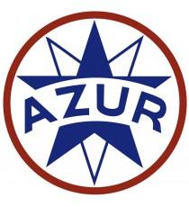 Sticker Azur