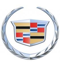 Sticker Cadillac blanc ou noir