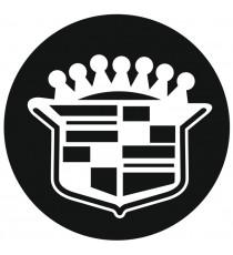 Sticker Cadillac roi