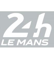 Sticker 24 Heures du Mans