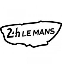 Sticker 24 Heures du Mans MOTO
