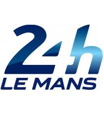 Sticker 24 Heures du Mans 2018