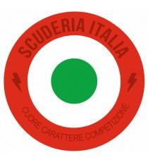 Stickers Abarth scuderia italia