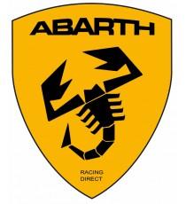 Stickers Abarth vintage blason