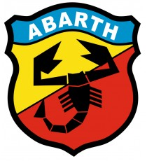 Stickers Abarth vintage
